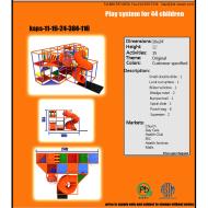 Indoor Playground Design: Budget: $25,000-$41,000 Ages: 3-12