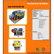 Indoor Playground Design: Budget: $27,000-$37,000 Ages: 3-12