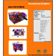 Indoor Playground Design: Budget: $29,000-$48,000 Ages: 3-12