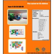 Indoor Playground Design: Budget: $29,000-$50,000 Ages: 3-12