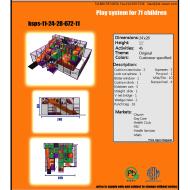 Indoor Playground Design: Budget: $28,000-$46,000 Ages: 3-12