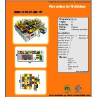 Indoor Playground Design: Budget: $31,000-$46,000 Ages: 0-12