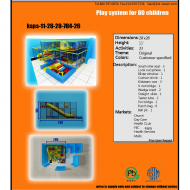 Indoor Playground Design: Budget: $31,000-$45,000 Ages: 0-12