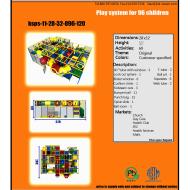 Indoor Playground Design: Budget: $25,000-$45,000 Ages: 0-12