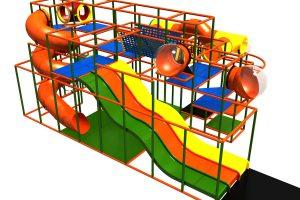 medium size restaurant playground