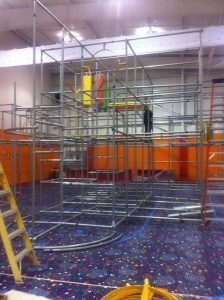 Indoor Playground Installation