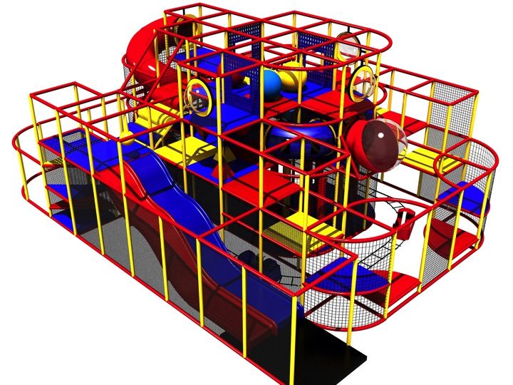 Buy Soft Play Indoor Playground System Equipment