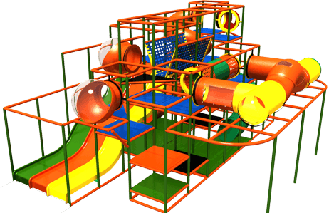 indoor playground equipment for toddlers and children of all ages