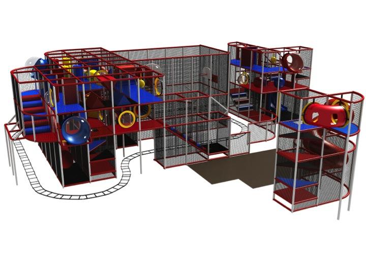 Safe Indoor Playground Designs | Cost & Equipment
