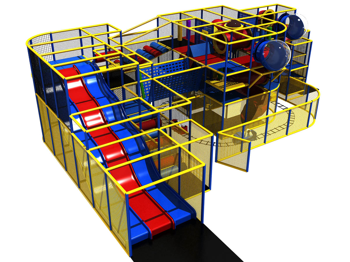 Children Commercial Indoor Playground Equipment | Kid Steam