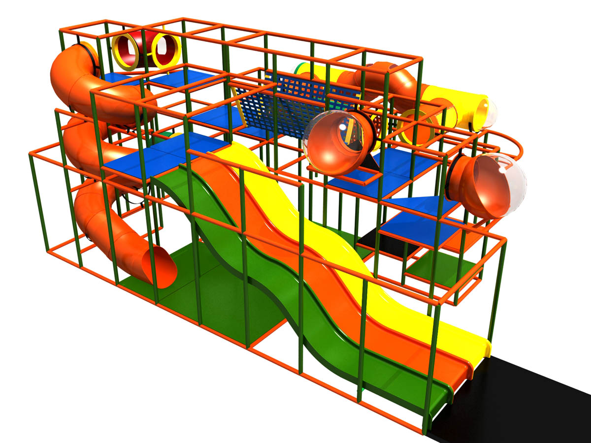 Children commercial indoor playground equipment kid steam for Indoor playground design ideas