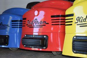 Kid Steam Standard Line of Hand Cars
