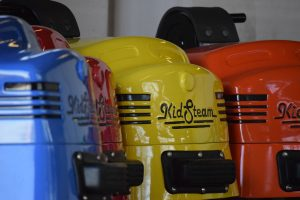 Primary Color Hand Cars