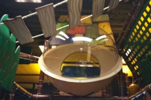 Kid Steam's Indoor Play Structures