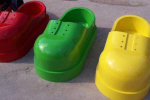 Shoe Custom Designed Hand Car Bodies