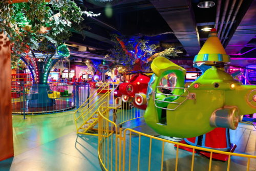 commercial indoor playground ideas